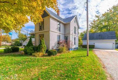 Downs Single Family Home For Sale: 307 W Main St