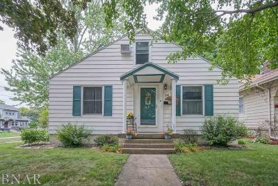 Normal Single Family Home For Sale: 316 Highland