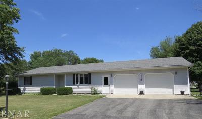 LeRoy Single Family Home For Sale: 203 Mockingbird Lane