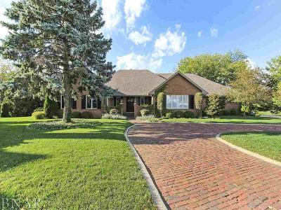 Bloomington Single Family Home For Sale: 6 Brookridge Ct