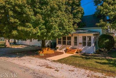 Lexington Single Family Home For Sale: 707 N Cherry