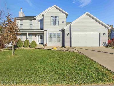 Heyworth Single Family Home For Sale: 403 Cobblestone