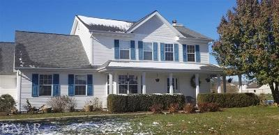 Downs Single Family Home For Sale: 116 S Gadwall