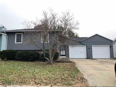 Normal Single Family Home For Sale: 207 W Raab Road