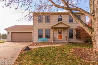 Normal Single Family Home For Sale: 300 Wildberry