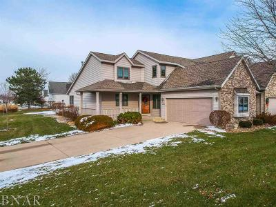 Normal Single Family Home For Sale: 1900 Deer Cove Ct