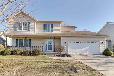 Normal Single Family Home For Sale: 2200 Elwood Lane