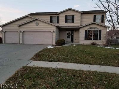 Normal Single Family Home For Sale: 2872 Bear Claw St