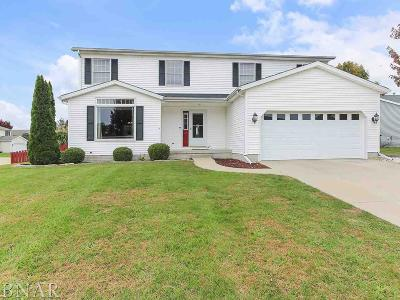 Normal Single Family Home For Sale: 1407 Donegal Dr