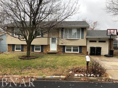 Normal Single Family Home For Sale: 1810 Truman