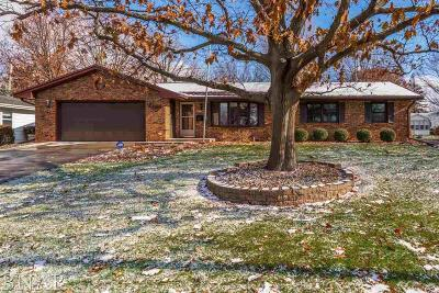 Normal Single Family Home For Sale: 304 Grandview Dr.