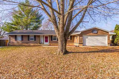 Normal Single Family Home For Sale: 201 Centennial