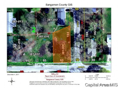 Auburn Residential Lots & Land For Sale: 1002 W North Street