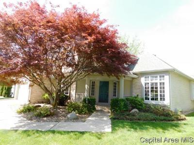 Chatham Single Family Home For Sale: 319 Breckenridge
