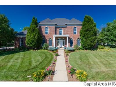 Springfield Single Family Home For Sale: 4912 Bears Paw