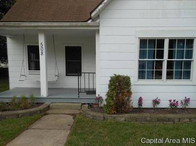 Athens Single Family Home For Sale: 508 W Washington