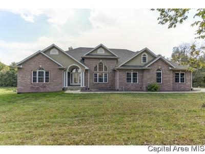 Auburn Single Family Home For Sale: 6950 Thayer Rd.