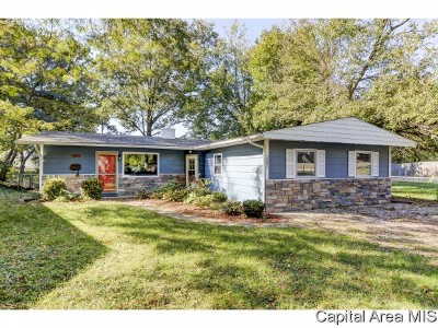 Springfield Single Family Home For Sale: 2807 Welch Ave