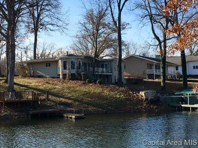 Lake Springfield Il Homes For Sale