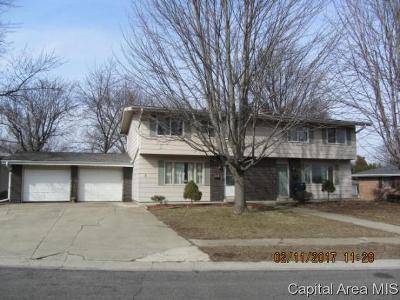 Jacksonville Single Family Home For Sale: 3 Gardendale Drive