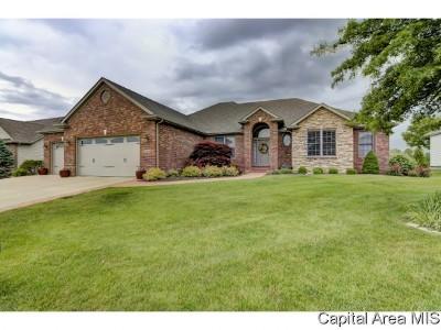 Springfield Single Family Home For Sale: 4401 Lynhurst Rd