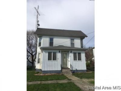 Waverly Single Family Home For Sale: 395 W Tremont St
