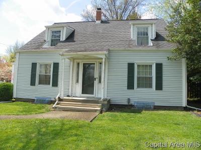 Jacksonville Single Family Home For Sale: 533 Rosedale Blvd
