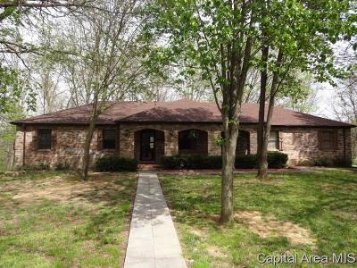 Athens Single Family Home For Sale: 11064 Robin Ln