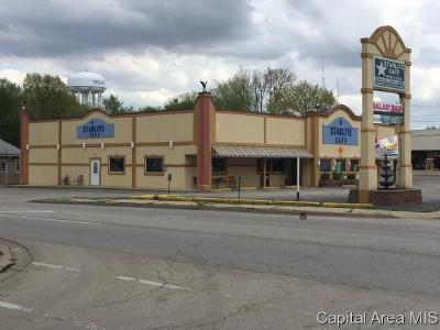 Taylorville IL Commercial For Sale: $699,000