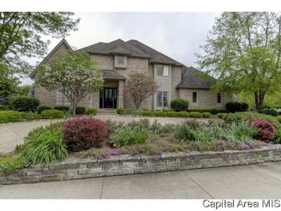Springfield Single Family Home For Sale: 5101 Blackwolf Rd