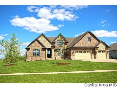 Springfield Single Family Home For Sale: 4200 Foxhall Ln
