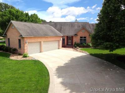 Springfield Single Family Home For Sale: 2320 Lake Crest