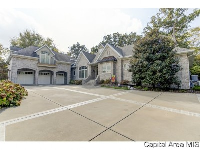 Springfield Single Family Home For Sale: 713 Lismore Lane