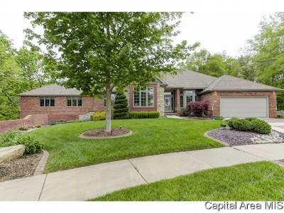 Springfield Single Family Home For Sale: 6200 Northampton Lane