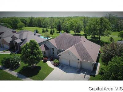 Springfield Single Family Home For Sale: 2612 Tartan Way