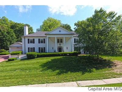 Springfield Single Family Home For Sale: 1631 W Leland Ave