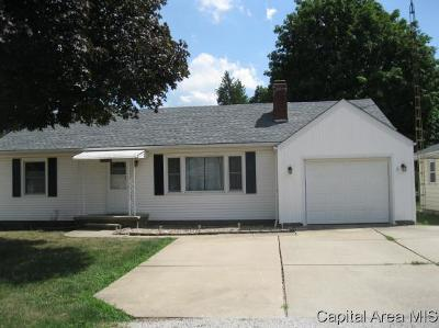 Rochester Single Family Home For Sale: 524 E Mill St
