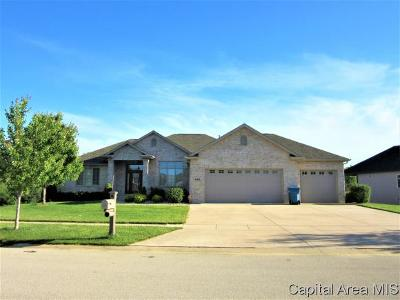 Springfield Single Family Home For Sale: 4404 Fiddlers Bnd