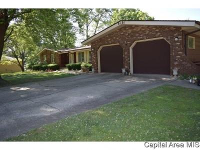 Jacksonville Single Family Home For Sale: 1414 Lafayette