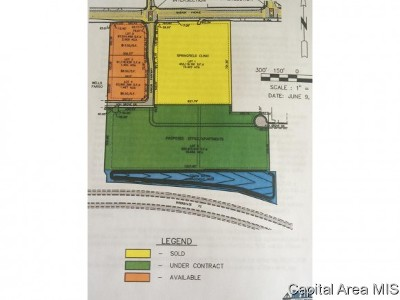 Springfield Residential Lots & Land For Sale: 3161 Hamlin Parkway