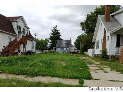 Springfield Residential Lots & Land For Sale: 1105 E Converse Avenue