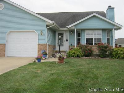 Chatham Single Family Home For Sale: 202 Eagle Ridge Dr.