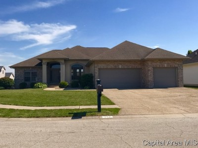 Chatham Single Family Home For Sale: 912 River Birch Ct