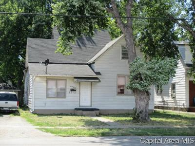 Springfield Single Family Home For Sale: 1315 N 9th St