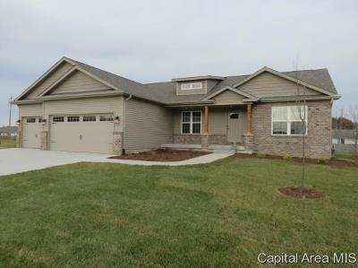 Chatham Single Family Home For Sale: 901 Cypress Dr