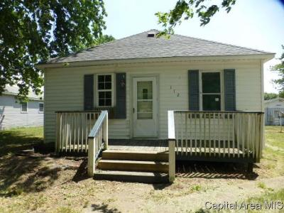 Stonington Single Family Home For Sale: 112 S West