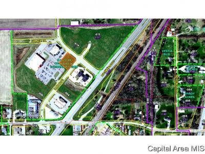 Sherman Residential Lots & Land For Sale: Illini Blvd.