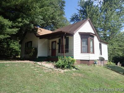 Riverton Single Family Home For Sale: 908 E Madison St