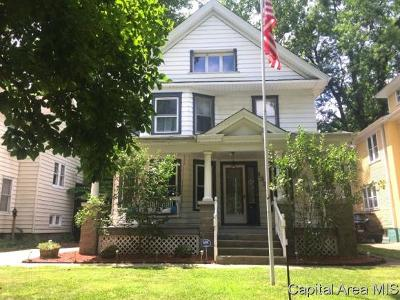 Springfield Single Family Home For Sale: 1333 Holmes Ave