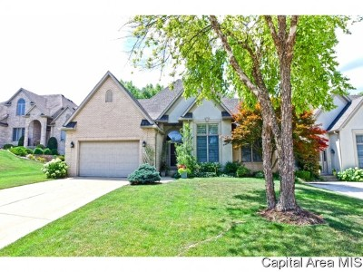 Springfield Single Family Home For Sale: 1301 Churchill Road